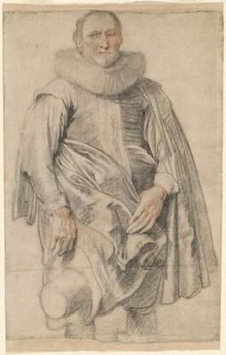Portrait of a Man Standing