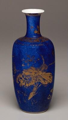 Small Baluster Vase