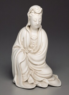 Guanyin, the Bodhisattva of Compassion
