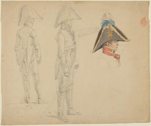 Studies of Major von Washington