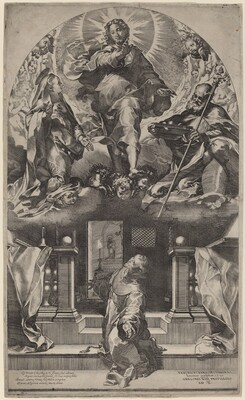 Vision of Saint Francis