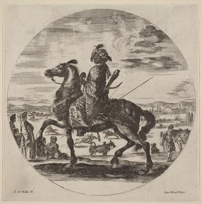 Moorish Cavalier