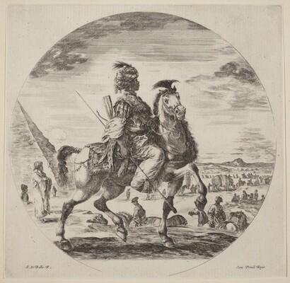 Negro Cavalier