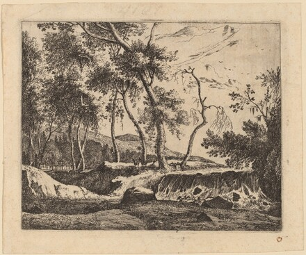 The Waterfall: pl.6