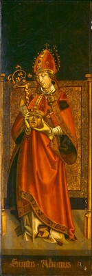 Saint Alban of Mainz
