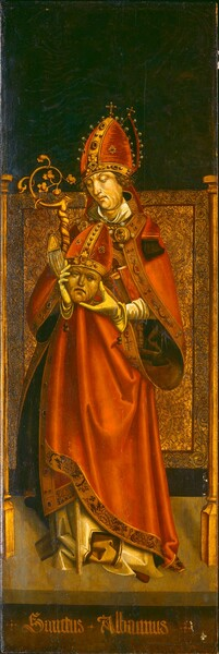 Saint Alban of Mainz