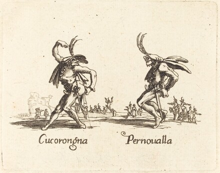 Cucorongna and Pernoualla