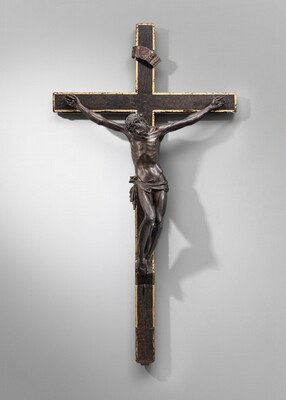 The Pistoia Crucifix