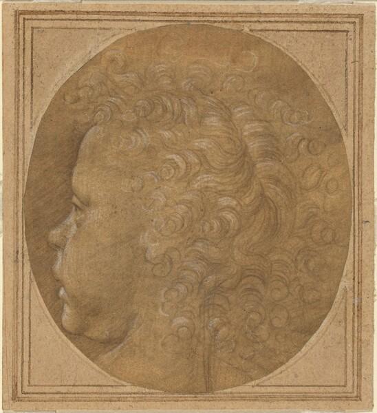 Head of a Child [recto]