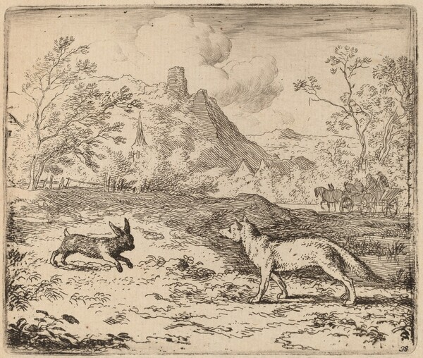 Reynard and the Rabbit