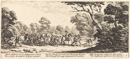 Discovery of the Criminal Soldiers