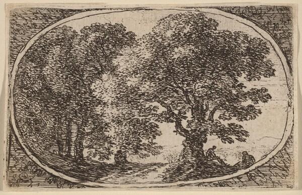 Path between Trees