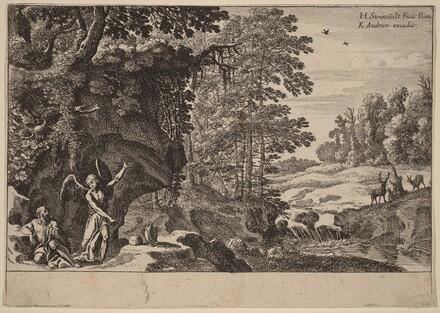Elijah in the Wilderness