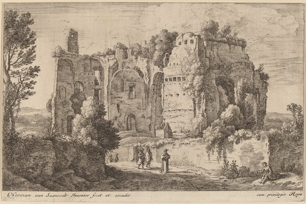 Landscape with the Cardinal