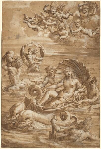 The Triumph of Galatea