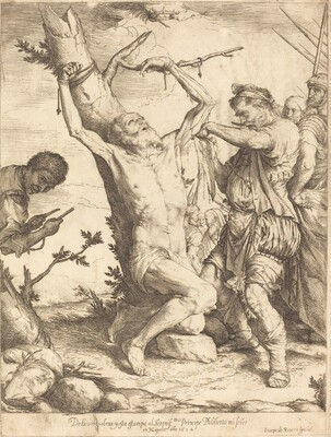 The Martyrdom of Saint Bartholomew