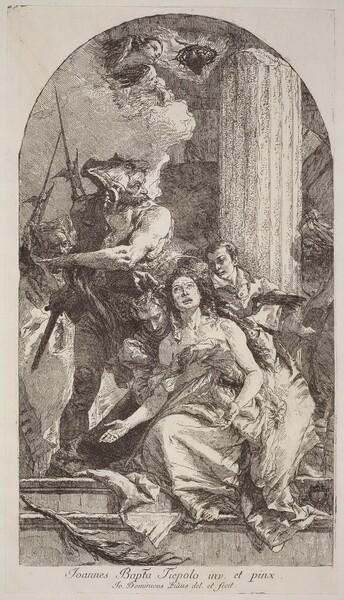 Martyrdom of Saint Agatha