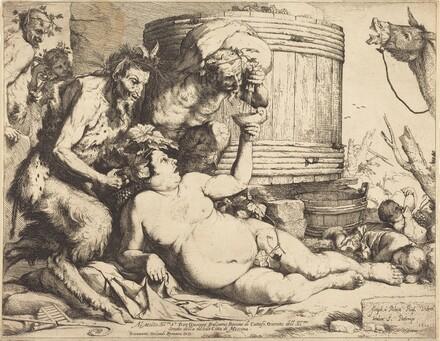 Drunken Silenus