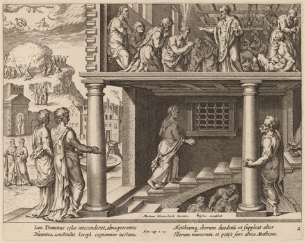 The Choosing of Saint Matthias