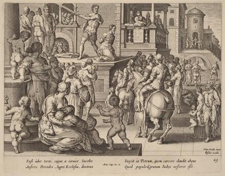 Beheading of Saint James