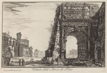 The Arch of Titus