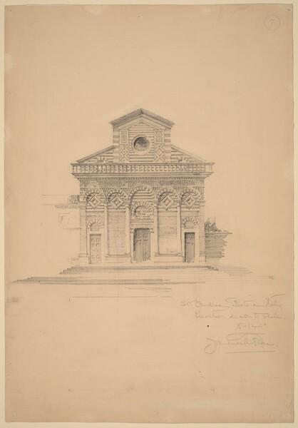 St. Andrea, Pistoia