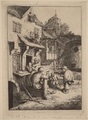 Hunchbacked Fiddler
