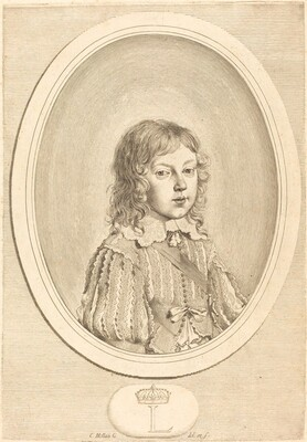 Louis XIV as a Boy