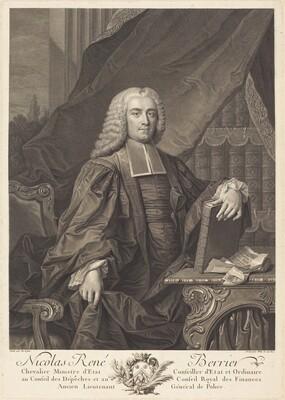 Nicolas Rene Berryer