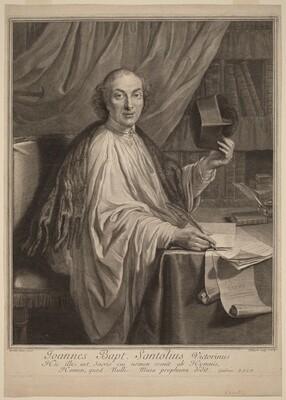 Jean-Baptiste Santeuil