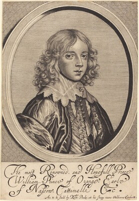 William II, Prince of Orange