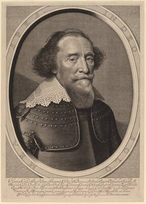 Henry, Count de Bergh
