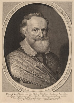 Hendrik Matthias, Count of Thurn and Taxis
