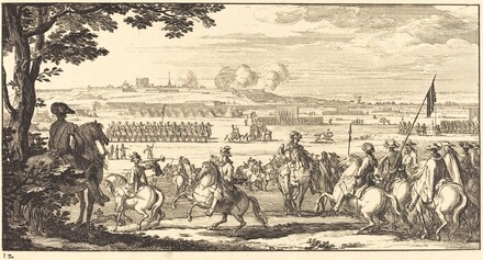 Landscape with an Army