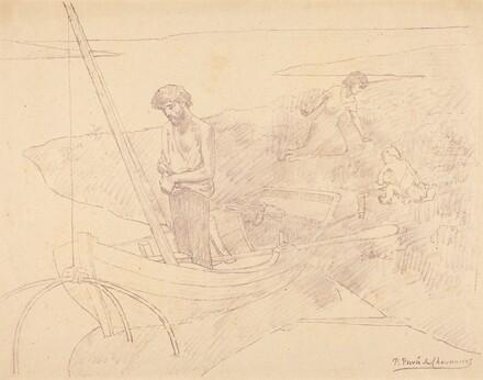 The Poor Fisher (Le pauvre pecheur)
