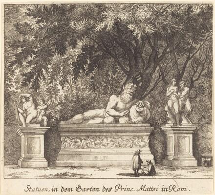 Gardens of Prince Mattei, Rome