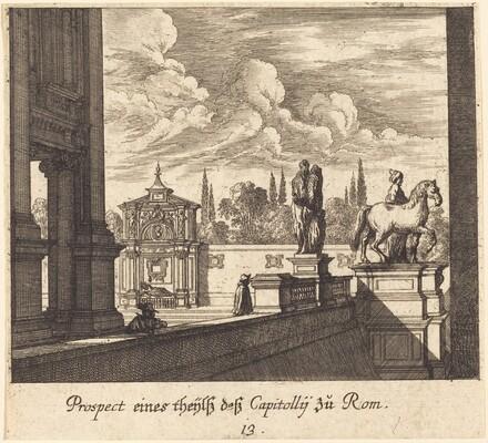 Capitoline, Rome