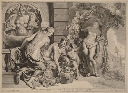 Erichthonius in His Basket