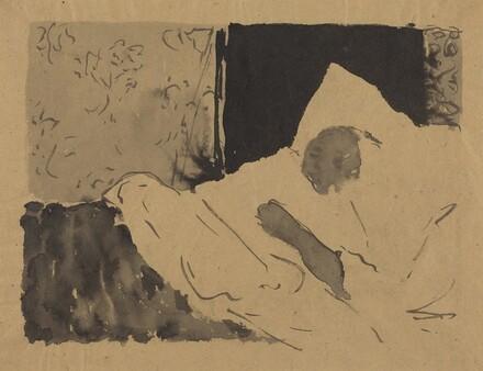 Madame V. Sleeping
