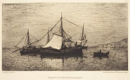 Barques de Cabotage