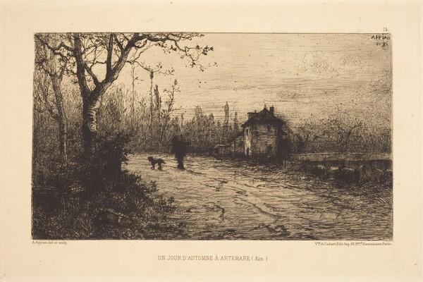 Un Jour d'automne a Artemare