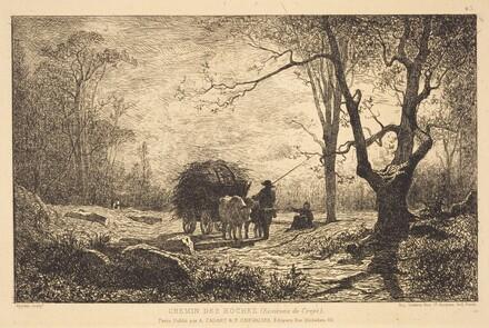 Chemin des Roches