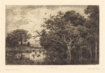 Marsh (Le Marais)