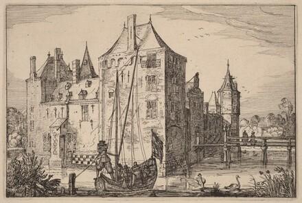 Castle (Warmond?)