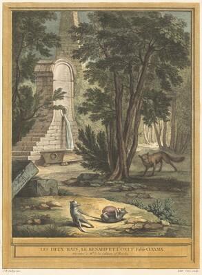 Les deux rats, le renard et l'oeuf (Two Rats,the Fox, and the Egg)