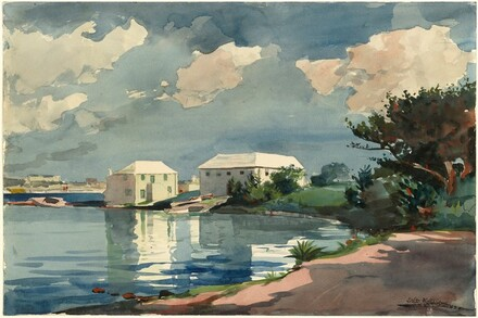 Winslow Homer, Salt Kettle, Bermuda, 1899