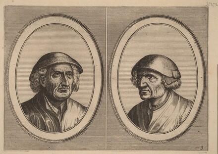 Hans Onvertsaeght and Koen Slock-speck