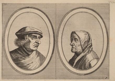 Joris Ysegrim and Quastighe Jopje