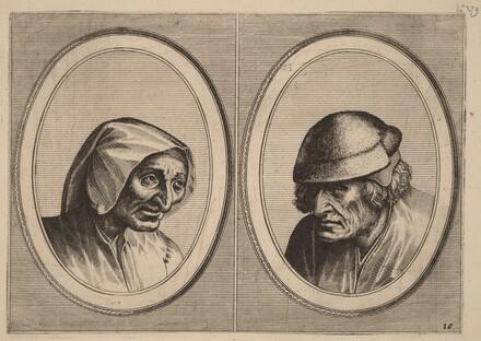 Verdorde Nel and Jan Afterlam
