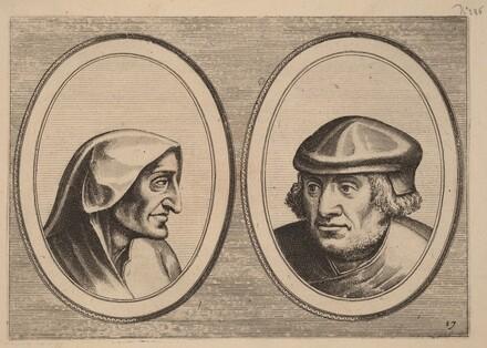 Aerdighe Kniertje and Onbekommerde Klaes